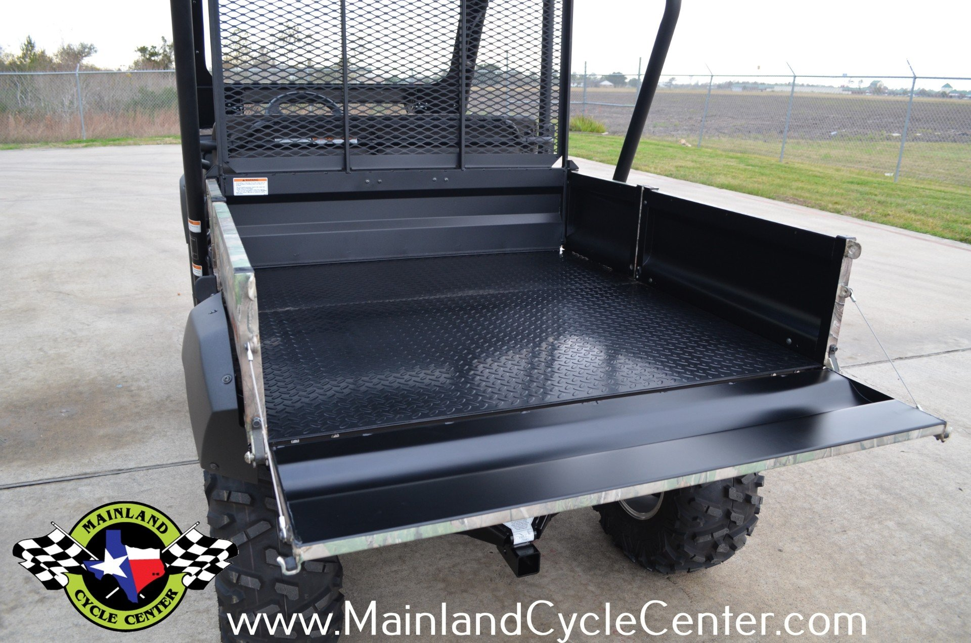 2016 Kawasaki Mule 4010 Trans4x4 Camo in La Marque, Texas - Photo 17