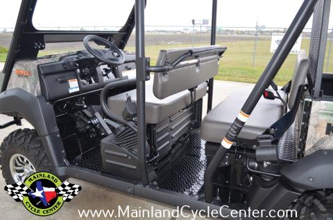 2016 Kawasaki Mule 4010 Trans4x4 Camo in La Marque, Texas - Photo 18