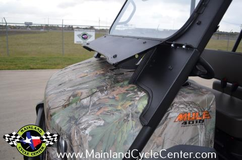 2016 Kawasaki Mule 4010 Trans4x4 Camo in La Marque, Texas - Photo 24