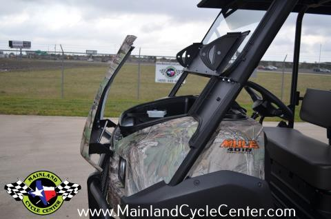 2016 Kawasaki Mule 4010 Trans4x4 Camo in La Marque, Texas - Photo 26