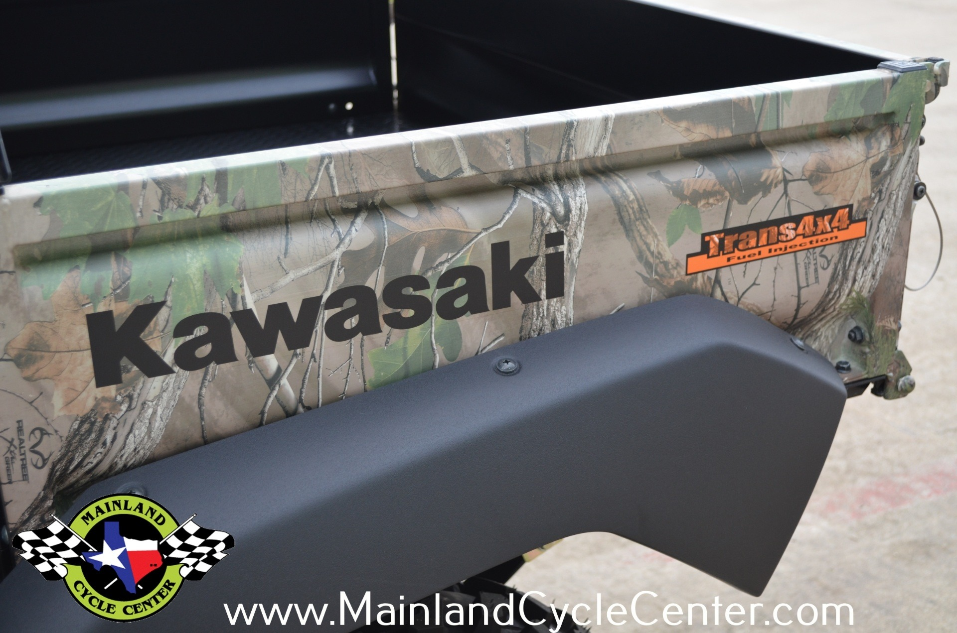 2016 Kawasaki Mule 4010 Trans4x4 Camo in La Marque, Texas - Photo 30