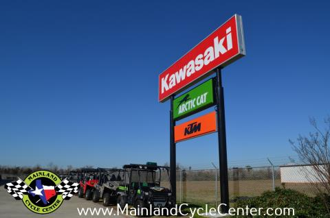 2016 Kawasaki Mule 4010 Trans4x4 Camo in La Marque, Texas - Photo 32