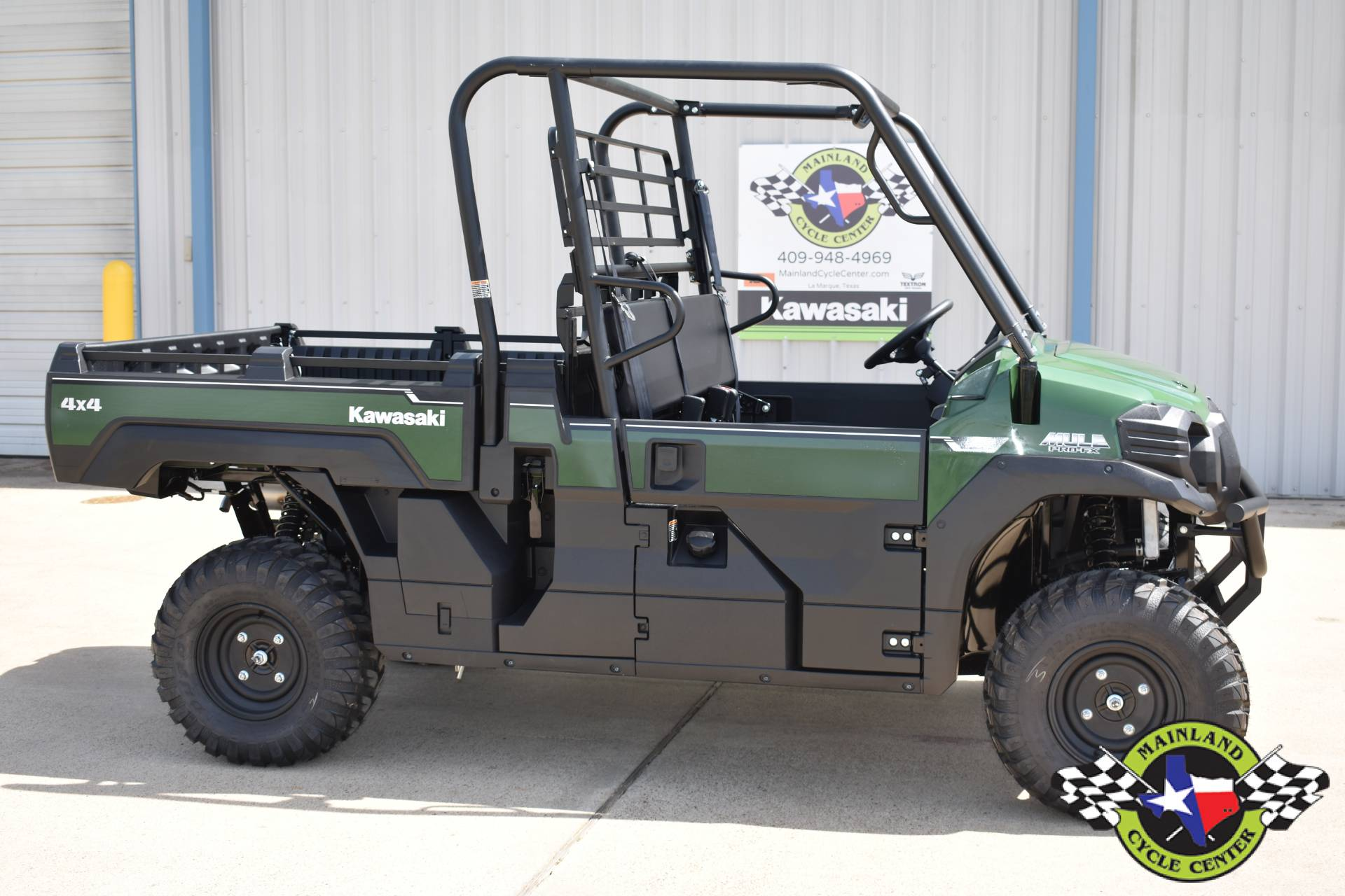 2020 Kawasaki Mule PRO-FX EPS in La Marque, Texas - Photo 1