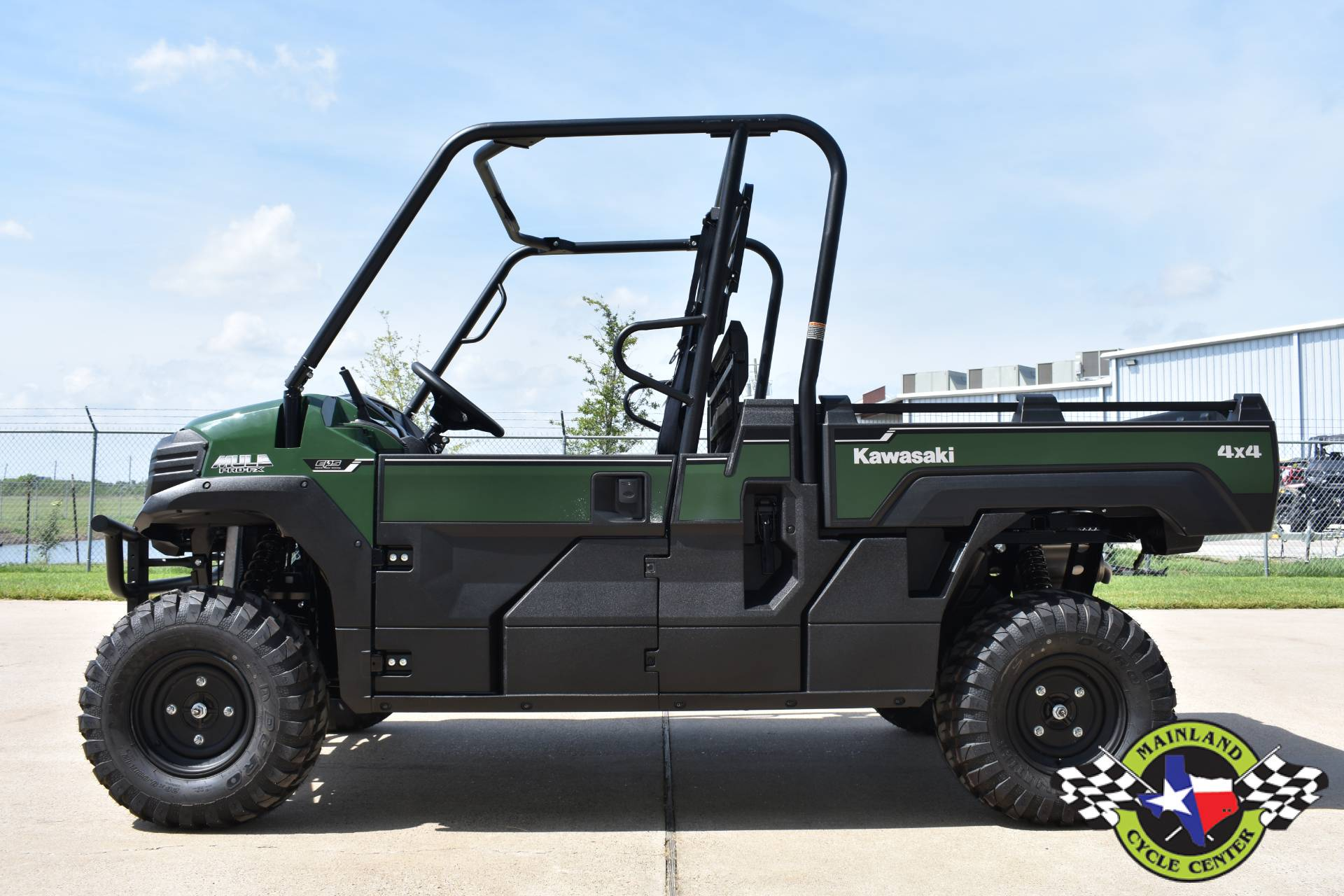 2020 Kawasaki Mule PRO-FX EPS in La Marque, Texas - Photo 4
