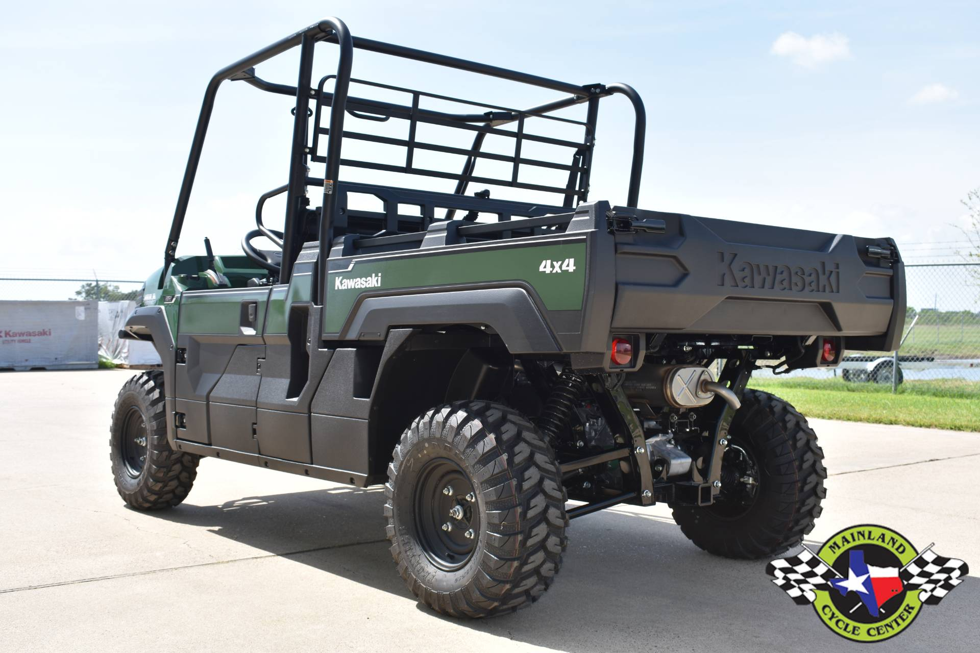 2020 Kawasaki Mule PRO-FX EPS in La Marque, Texas - Photo 6