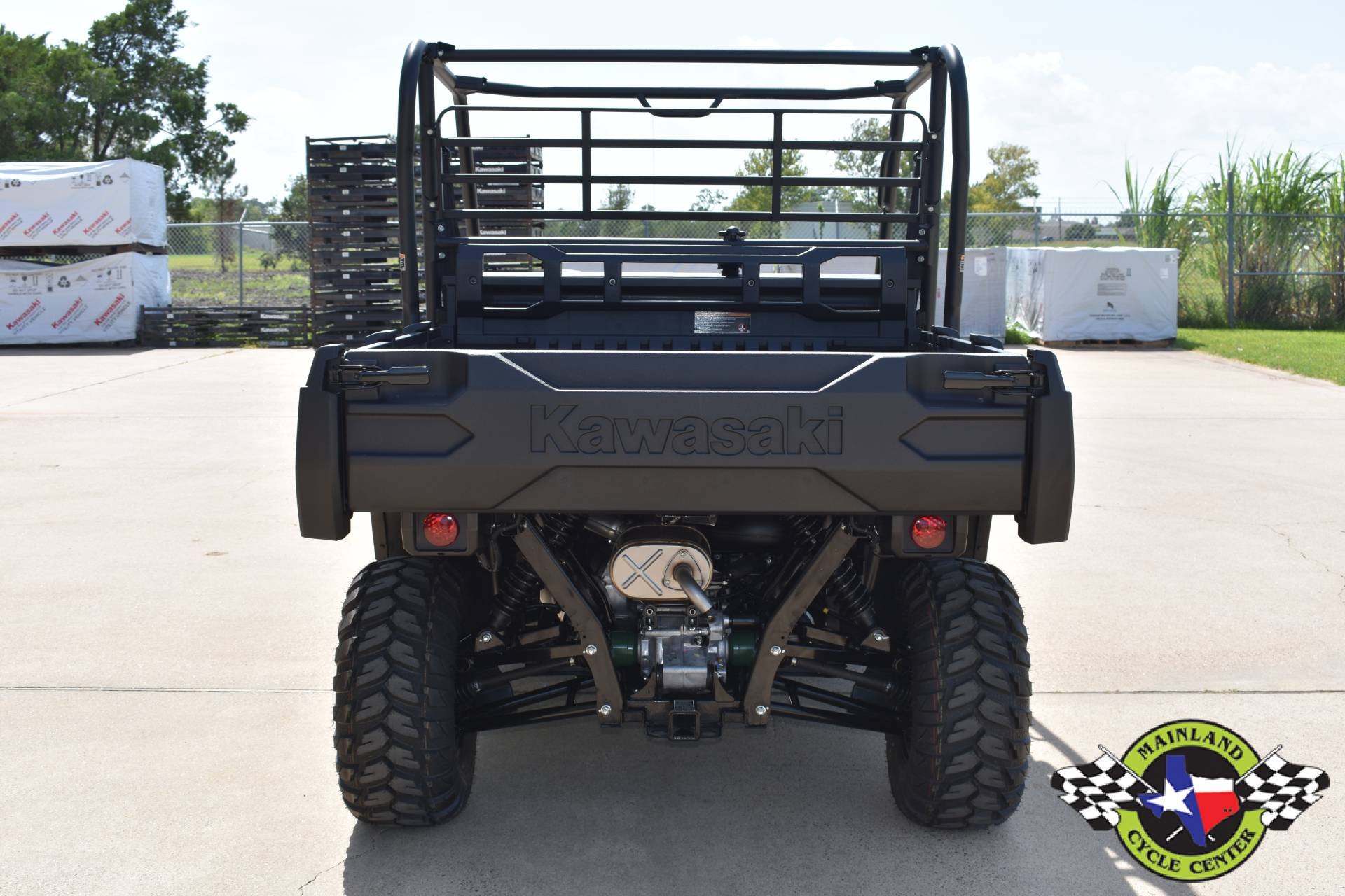 2020 Kawasaki Mule PRO-FX EPS in La Marque, Texas - Photo 7