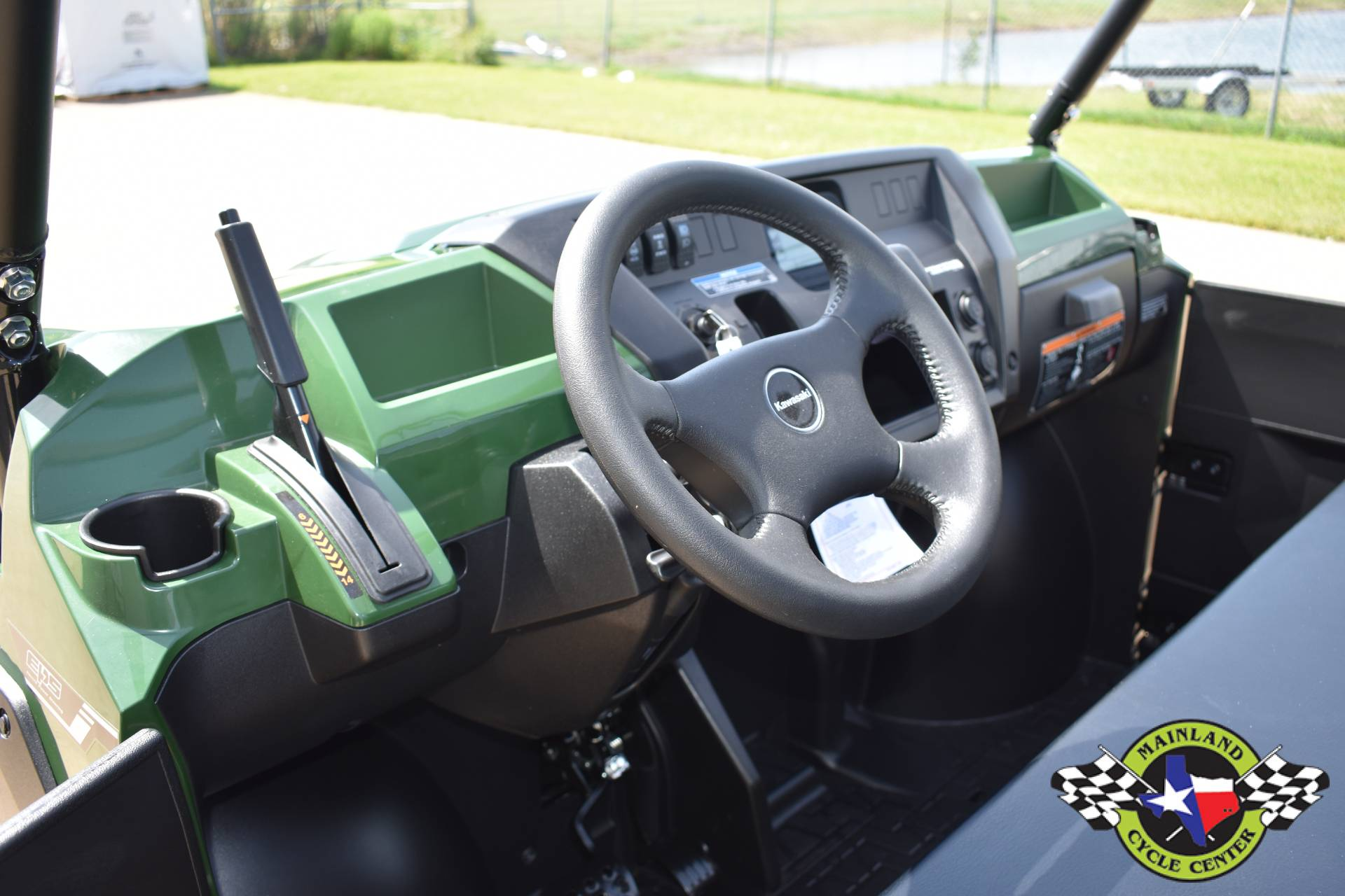 2020 Kawasaki Mule PRO-FX EPS in La Marque, Texas - Photo 19