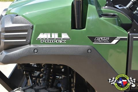 2020 Kawasaki Mule PRO-FX EPS in La Marque, Texas - Photo 24