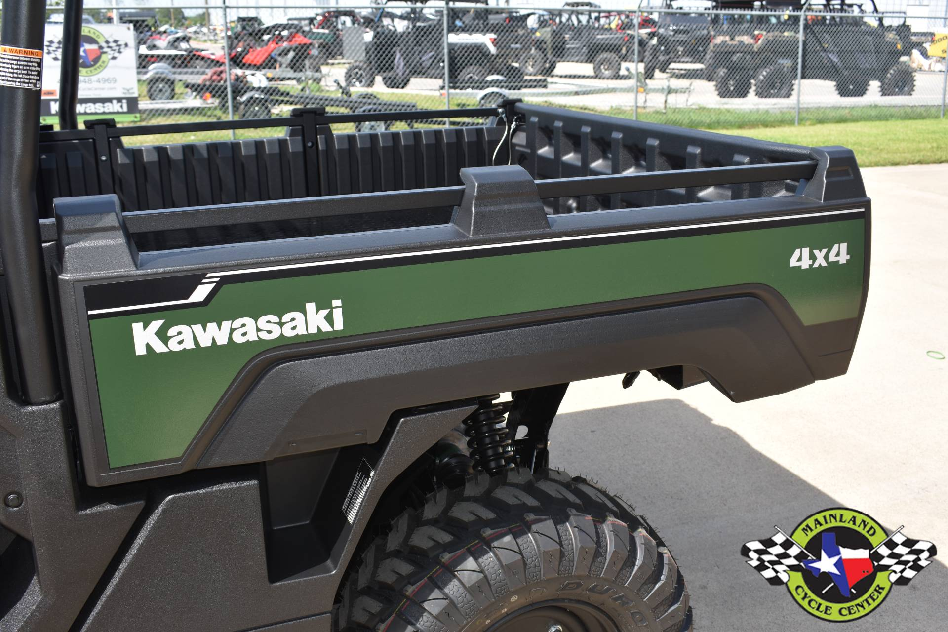 2020 Kawasaki Mule PRO-FX EPS in La Marque, Texas - Photo 25