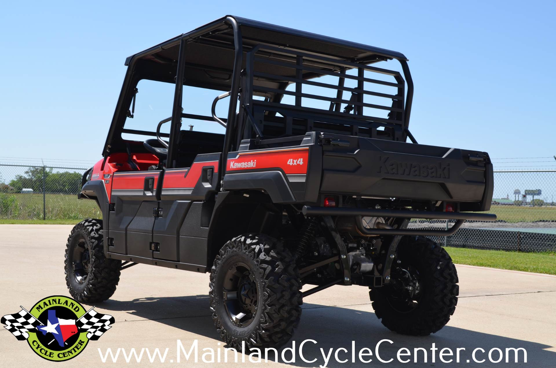 2017 Kawasaki Mule PRO-FXT EPS LE in La Marque, Texas - Photo 8