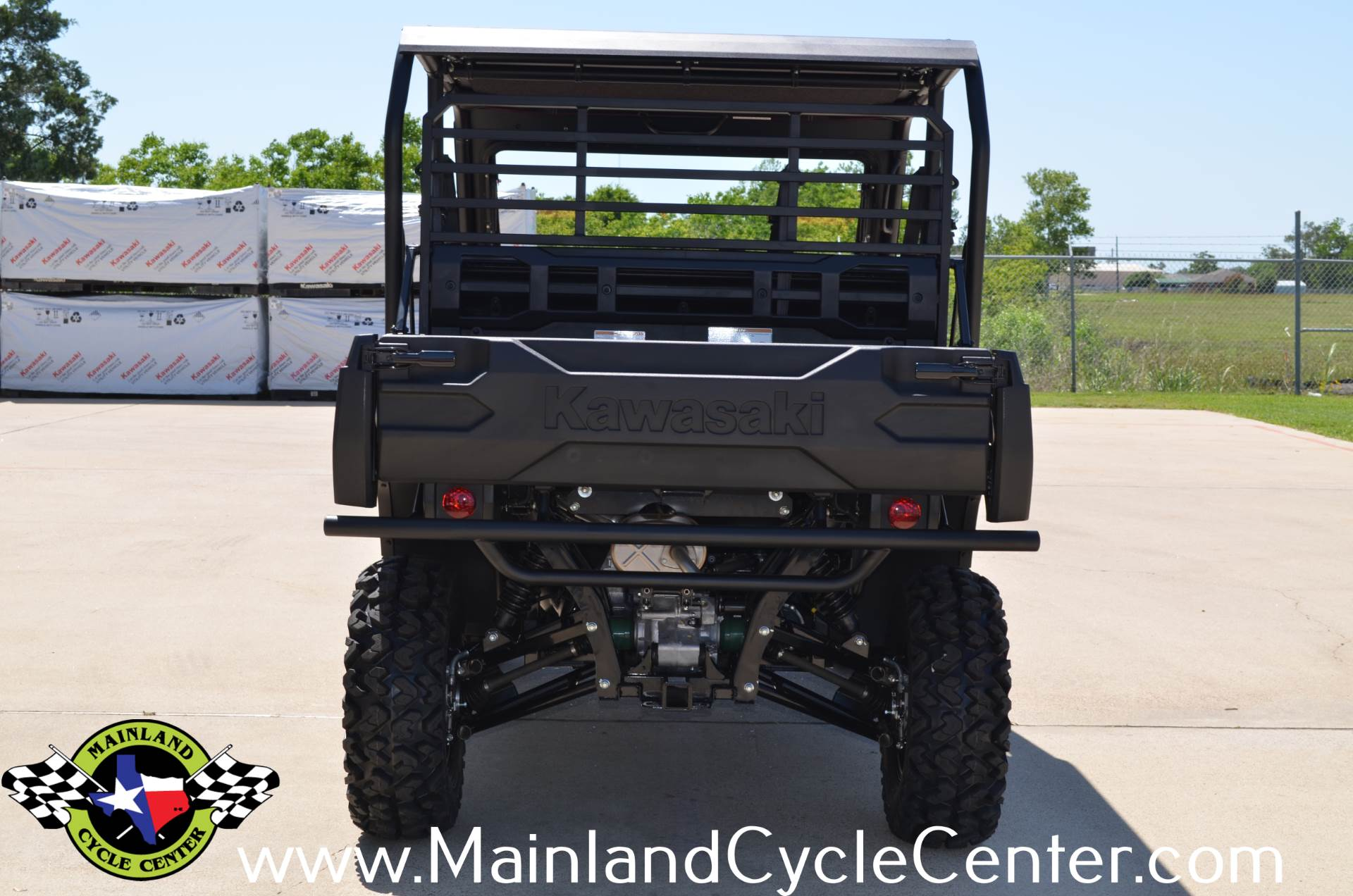 2017 Kawasaki Mule PRO-FXT EPS LE in La Marque, Texas - Photo 9