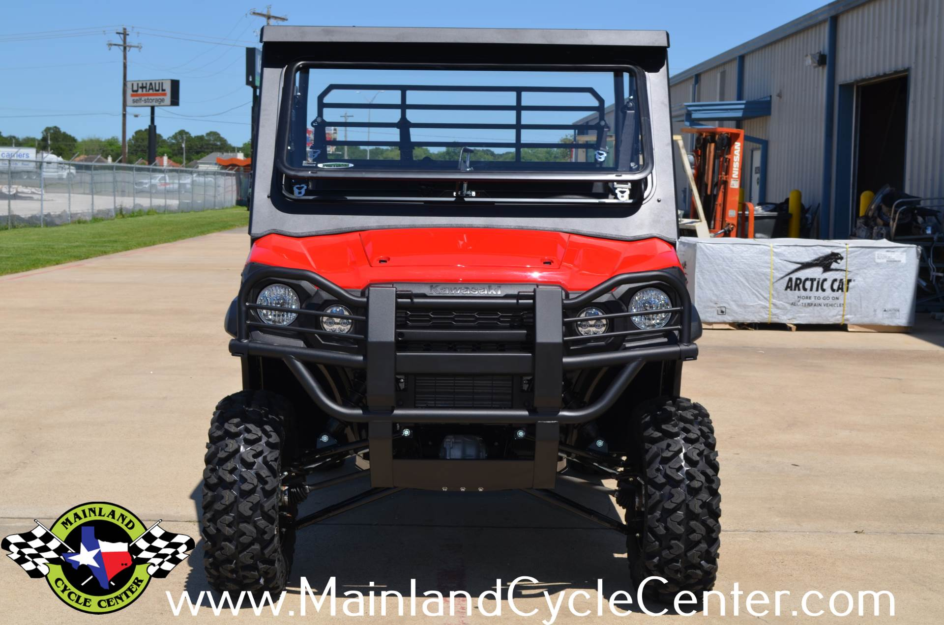 2017 Kawasaki Mule PRO-FXT EPS LE in La Marque, Texas - Photo 10