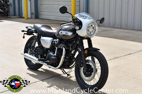 2020 Kawasaki W800 Cafe in La Marque, Texas - Photo 3