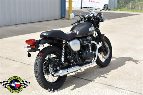 2020 Kawasaki W800 Cafe in La Marque, Texas - Photo 4
