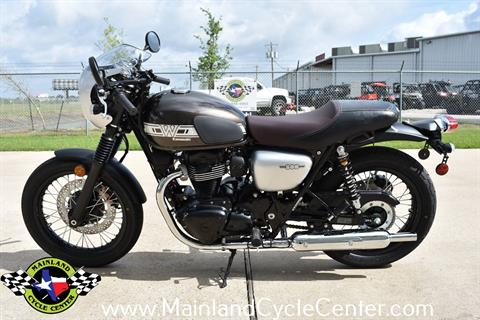 2020 Kawasaki W800 Cafe in La Marque, Texas - Photo 5