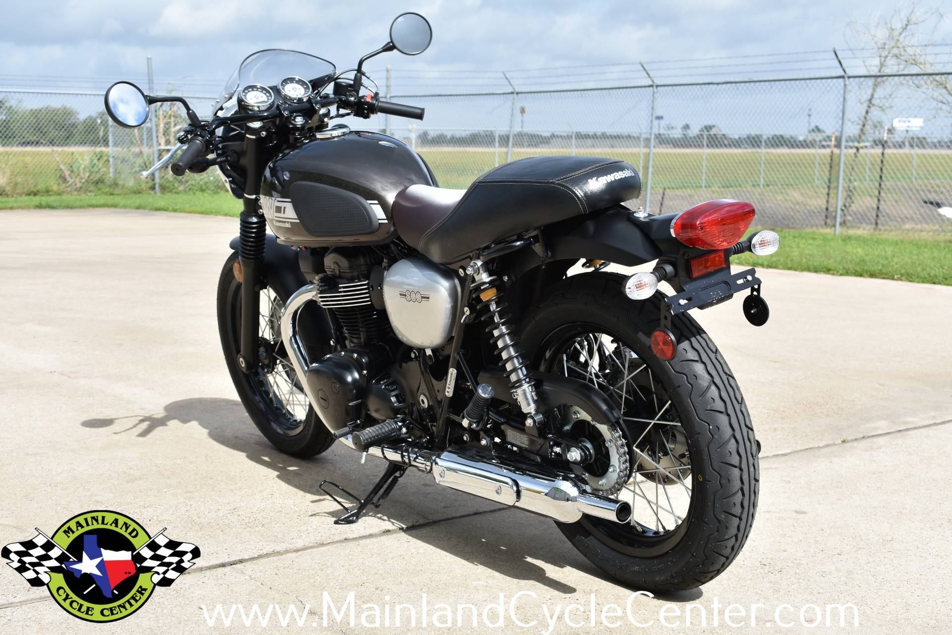 2020 Kawasaki W800 Cafe in La Marque, Texas - Photo 7