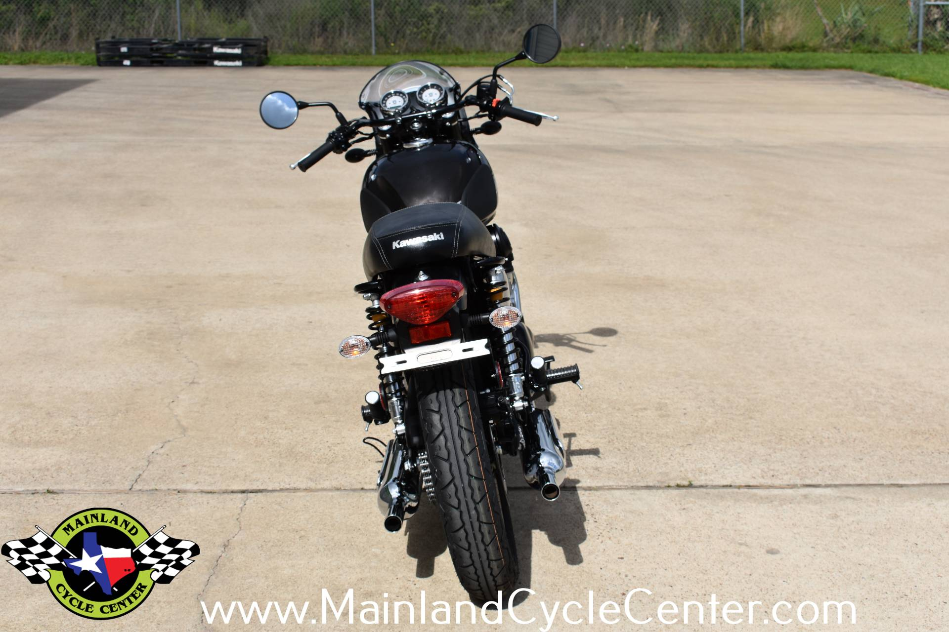 2020 Kawasaki W800 Cafe in La Marque, Texas - Photo 8