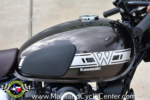 2020 Kawasaki W800 Cafe in La Marque, Texas - Photo 13