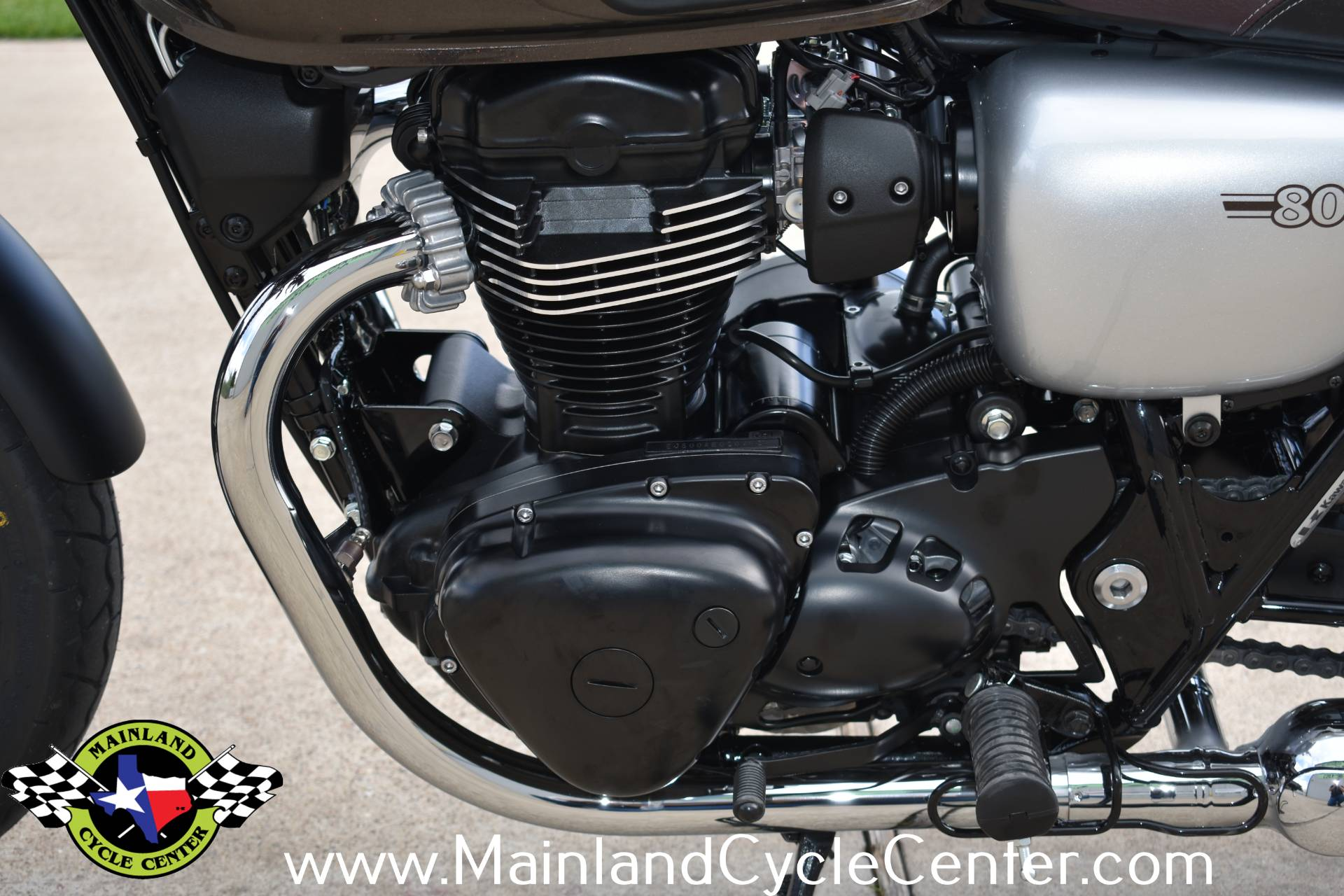 2020 Kawasaki W800 Cafe in La Marque, Texas - Photo 16