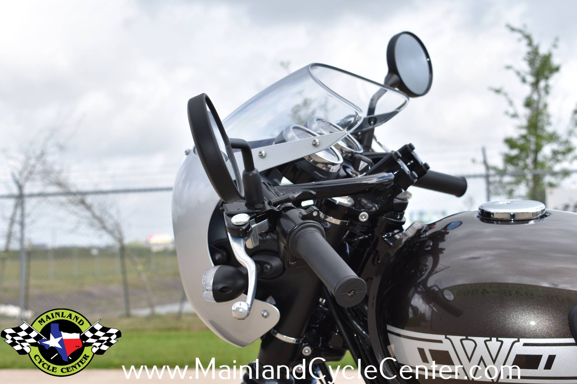 2020 Kawasaki W800 Cafe in La Marque, Texas - Photo 18