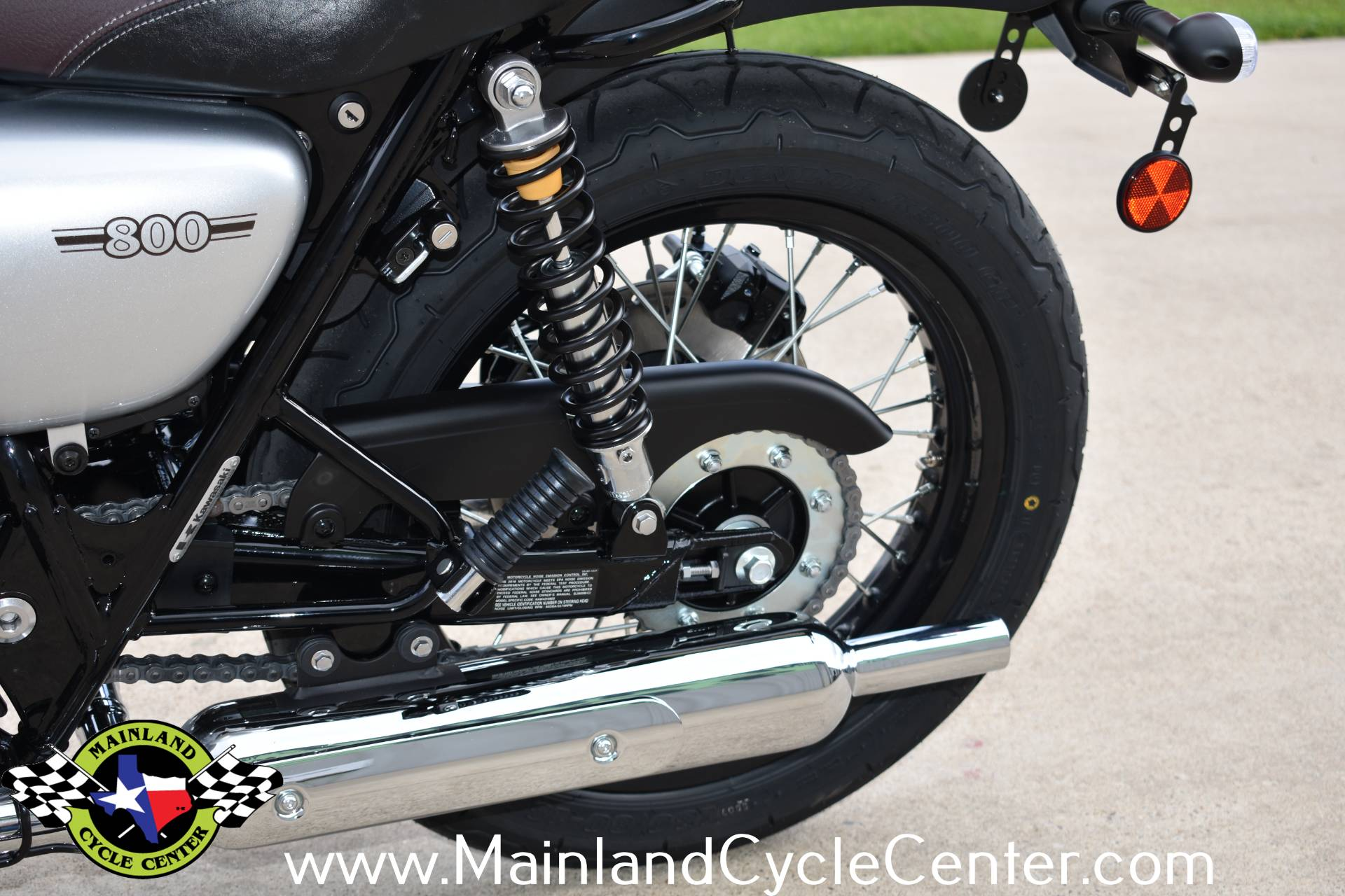 2020 Kawasaki W800 Cafe in La Marque, Texas - Photo 20