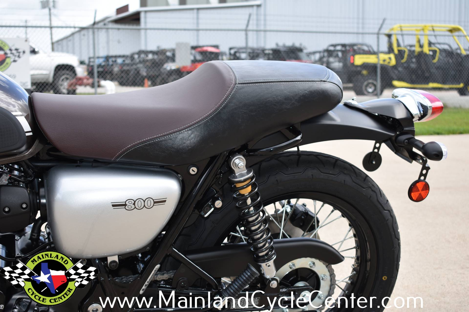 2020 Kawasaki W800 Cafe in La Marque, Texas - Photo 21