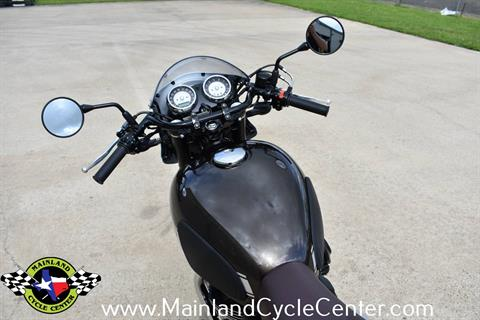 2020 Kawasaki W800 Cafe in La Marque, Texas - Photo 23