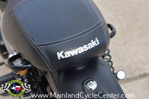 2020 Kawasaki W800 Cafe in La Marque, Texas - Photo 24