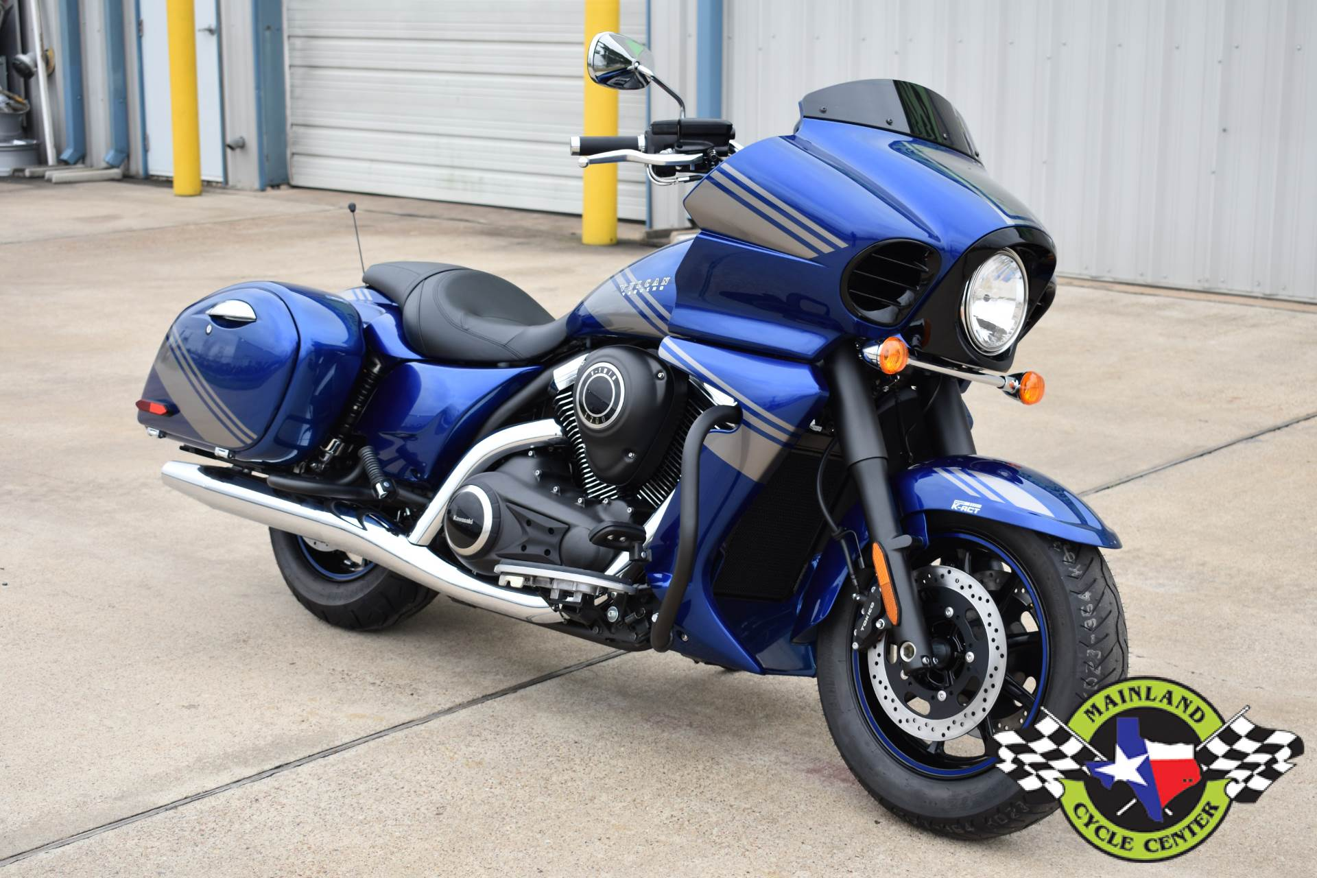 2020 Kawasaki Vulcan 1700 Vaquero ABS in La Marque, Texas - Photo 2