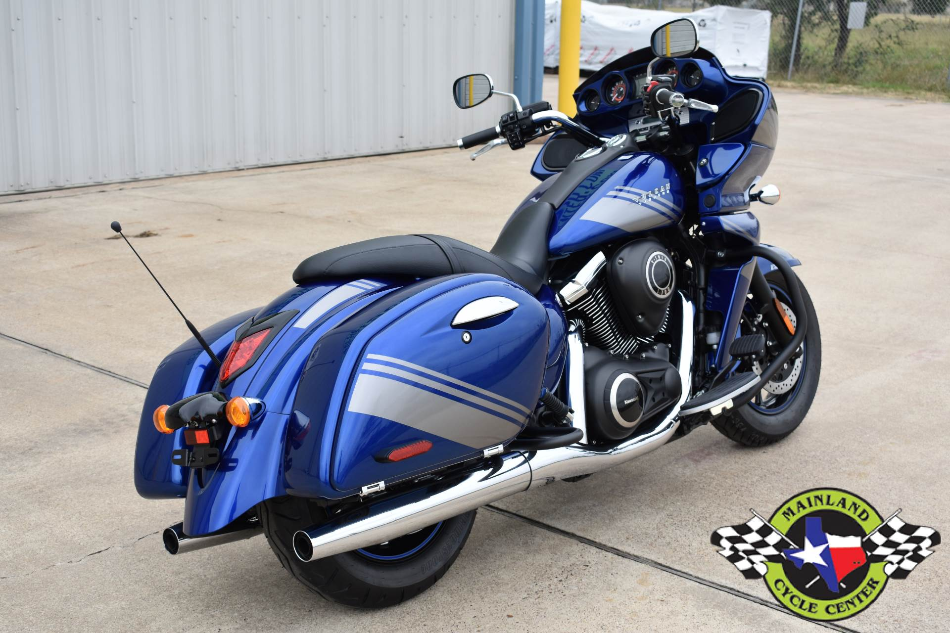 2020 Kawasaki Vulcan 1700 Vaquero ABS in La Marque, Texas - Photo 3