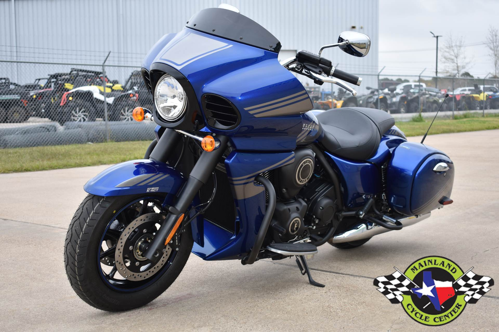 2020 Kawasaki Vulcan 1700 Vaquero ABS in La Marque, Texas - Photo 5