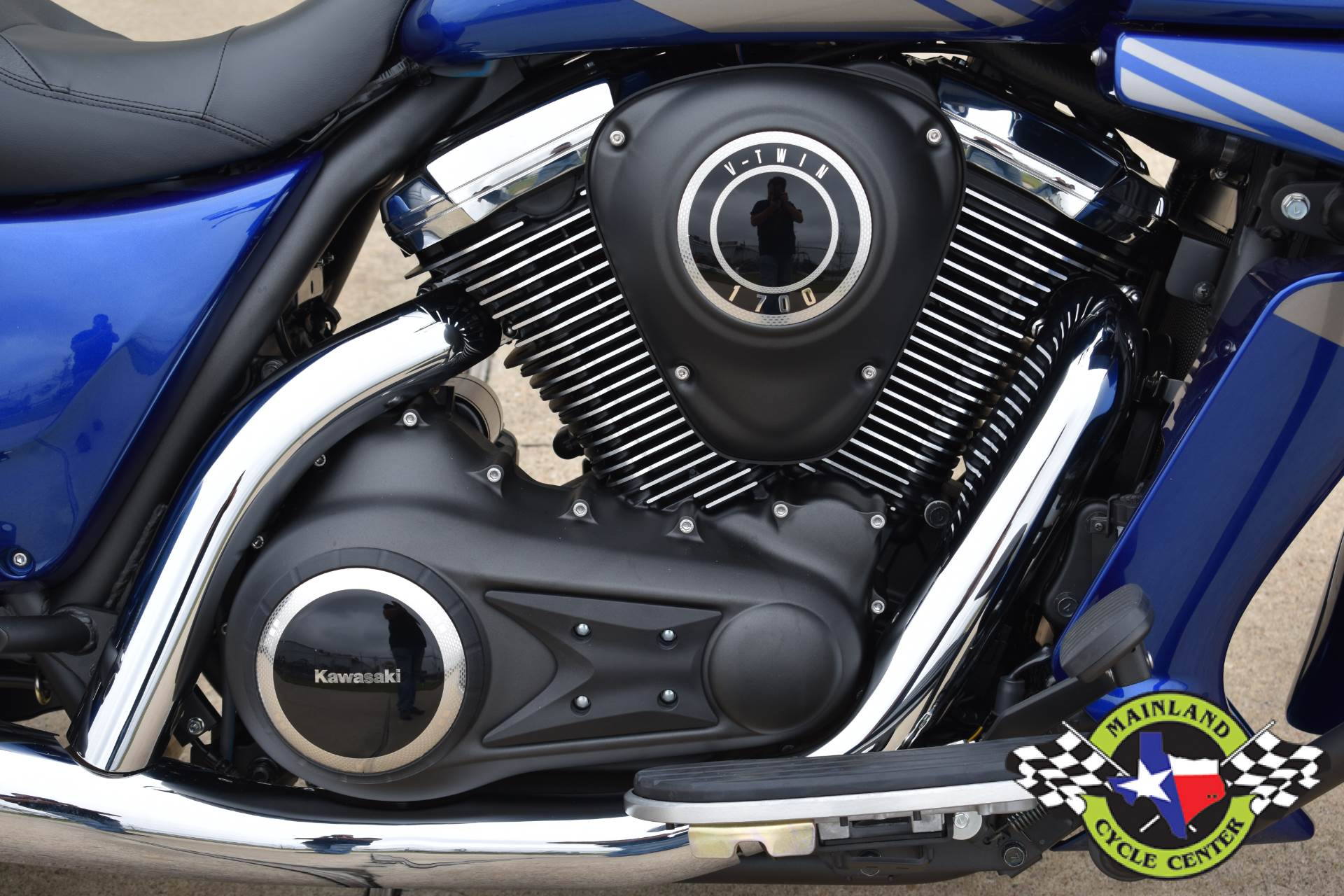 2020 Kawasaki Vulcan 1700 Vaquero ABS in La Marque, Texas - Photo 9