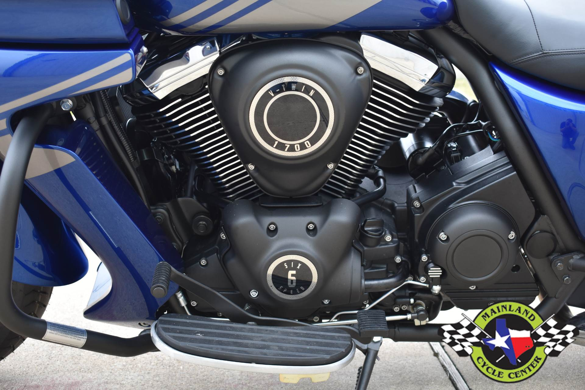 2020 Kawasaki Vulcan 1700 Vaquero ABS in La Marque, Texas - Photo 15