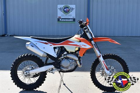 2020 KTM 450 XC-F in La Marque, Texas - Photo 1