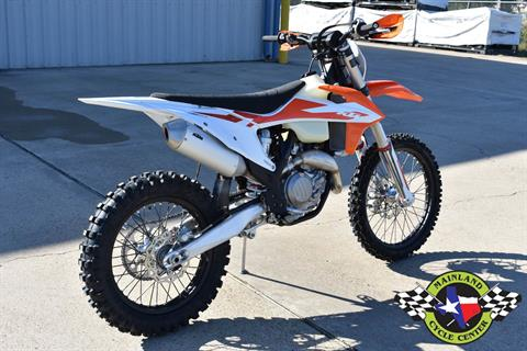 2020 KTM 450 XC-F in La Marque, Texas - Photo 3