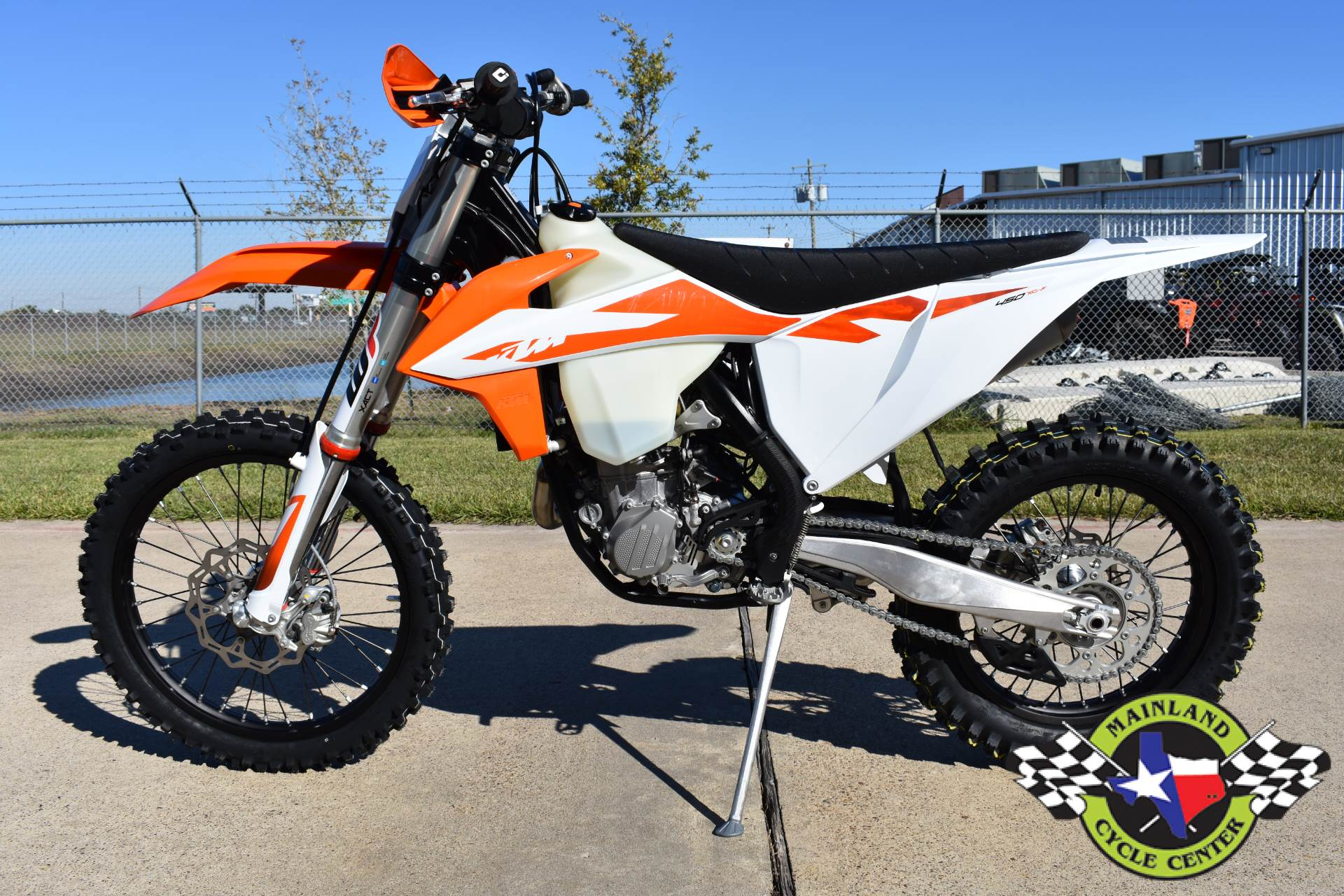2020 KTM 450 XC-F in La Marque, Texas - Photo 4