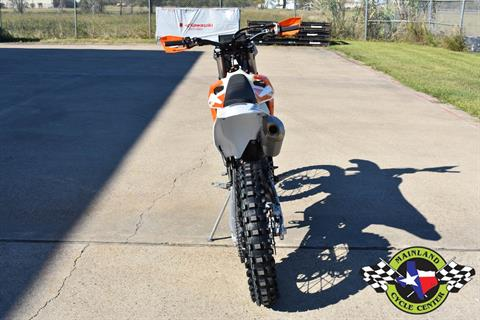 2020 KTM 450 XC-F in La Marque, Texas - Photo 7
