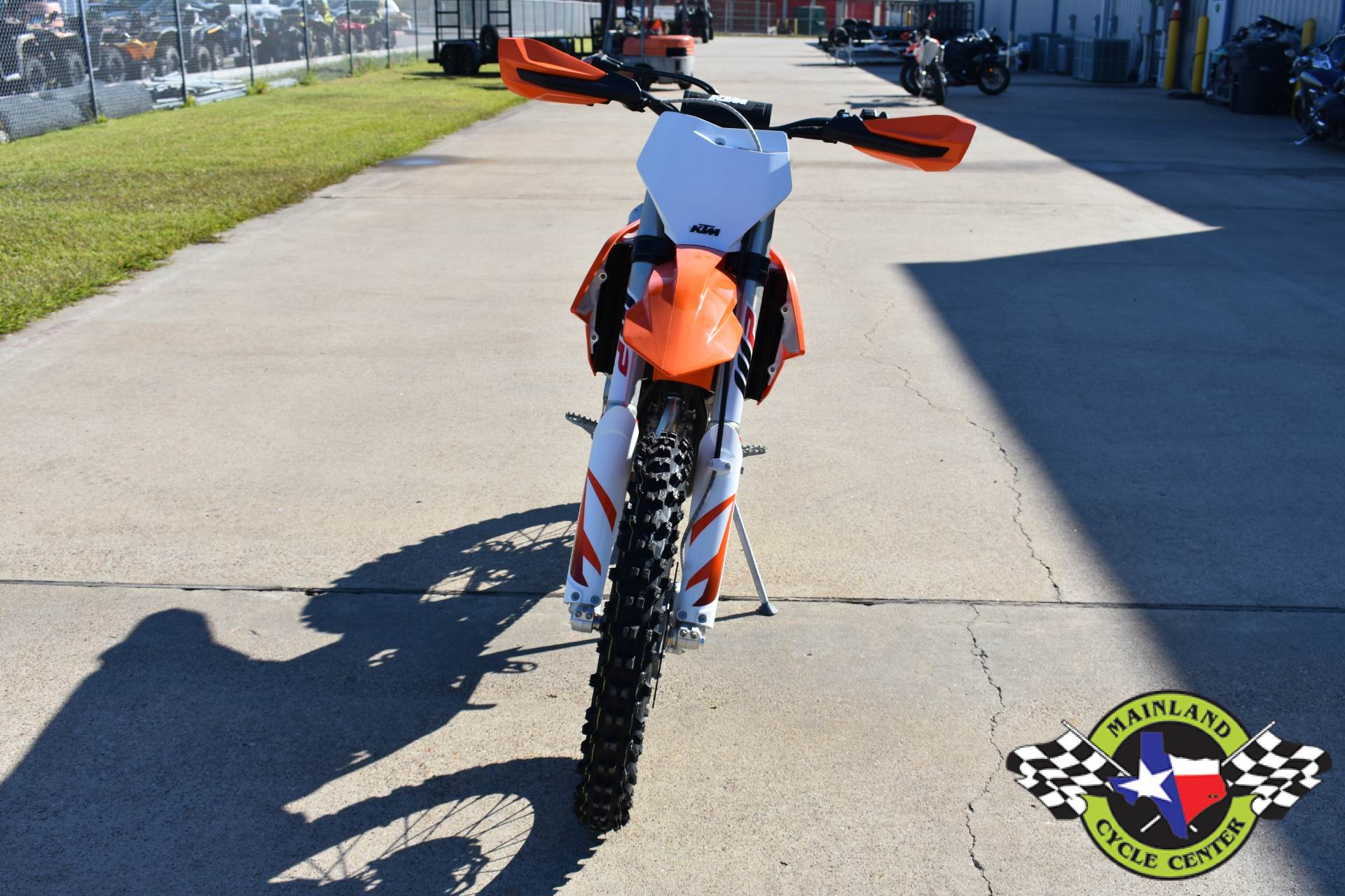 2020 KTM 450 XC-F in La Marque, Texas - Photo 8