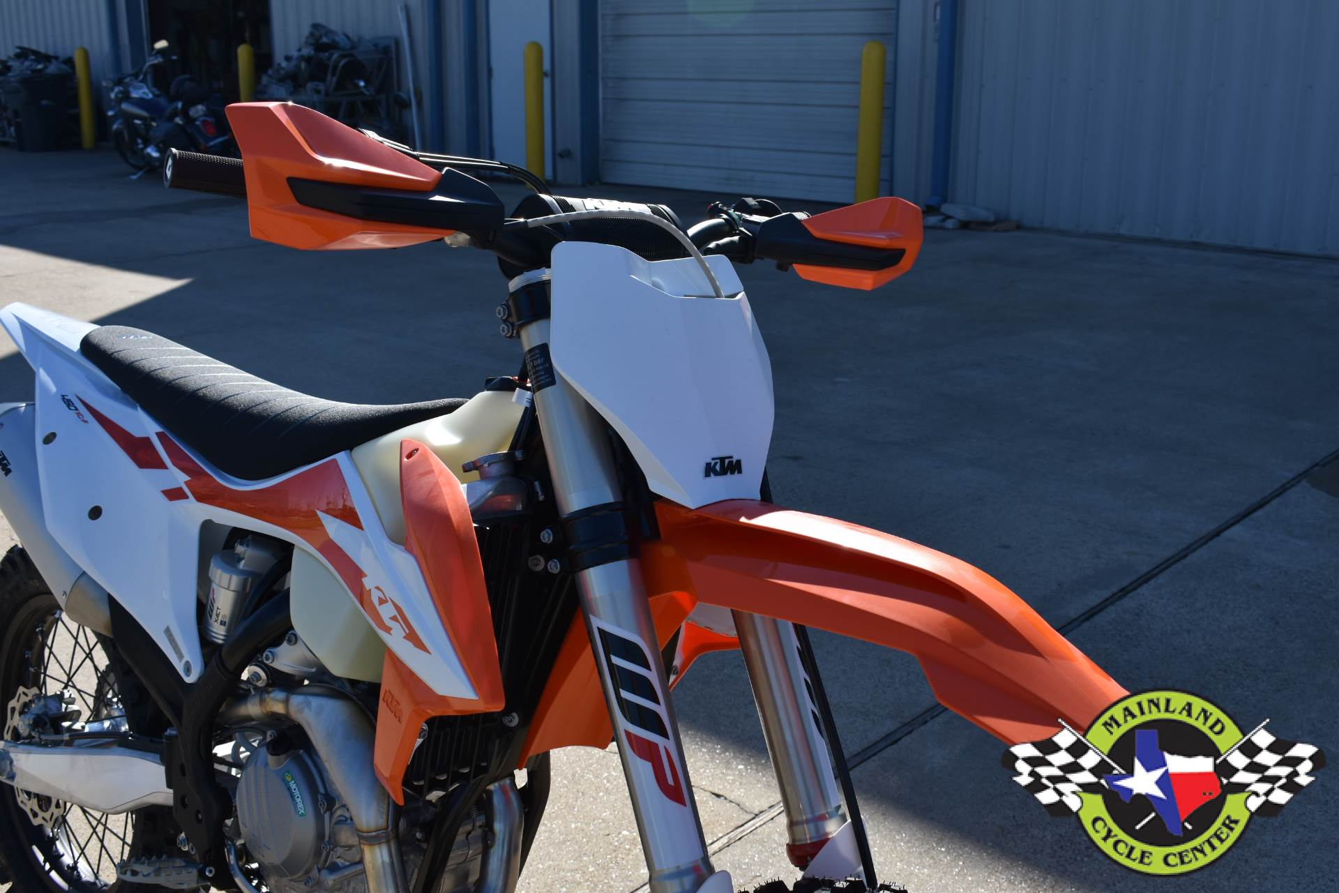 2020 KTM 450 XC-F in La Marque, Texas - Photo 11