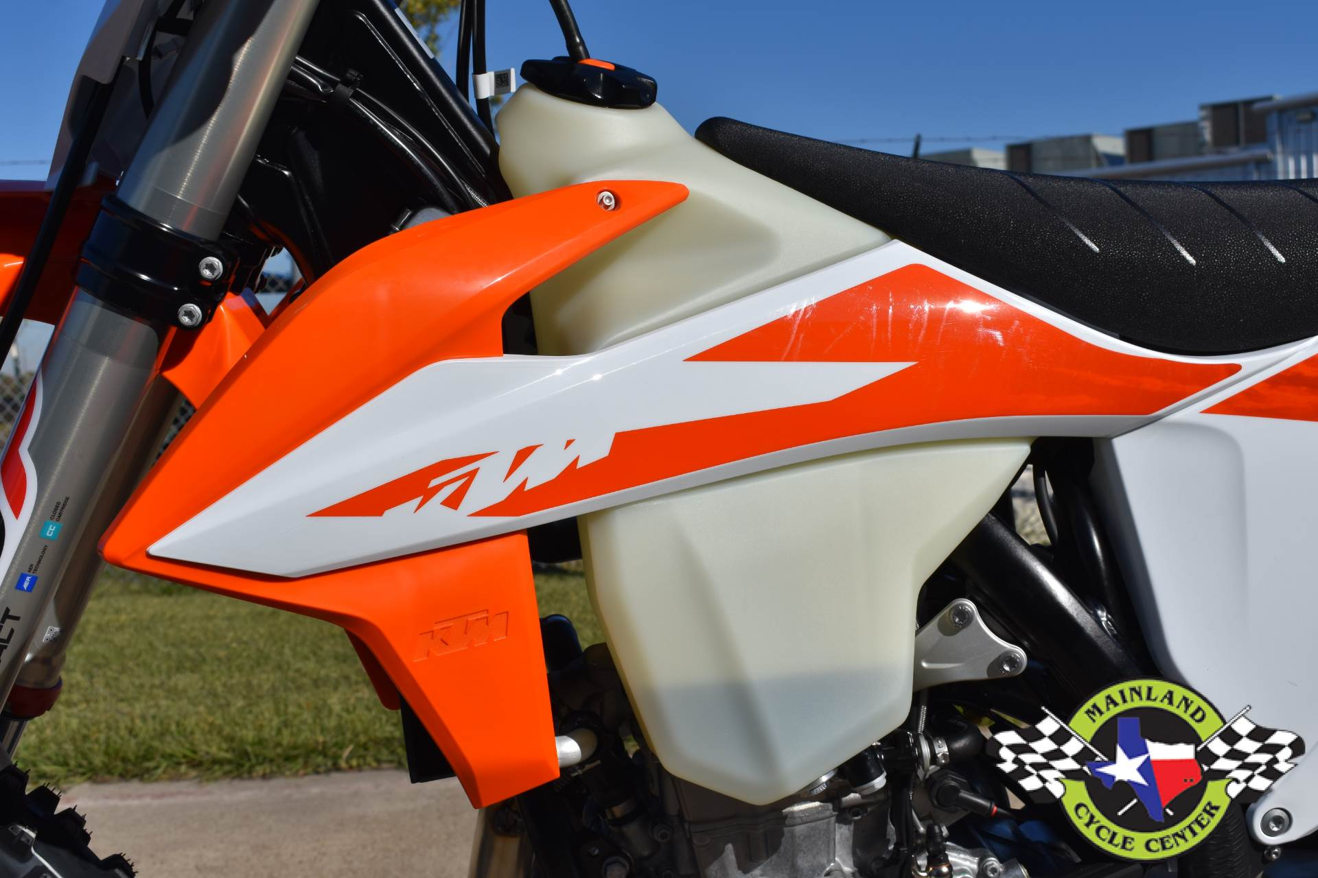2020 KTM 450 XC-F in La Marque, Texas - Photo 17