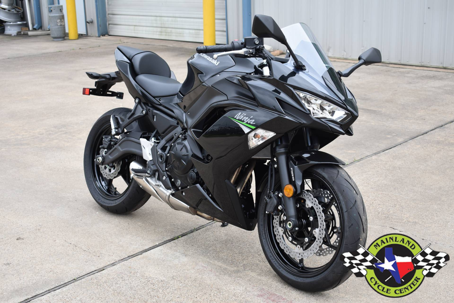 2020 Kawasaki Ninja 650 ABS in La Marque, Texas - Photo 2