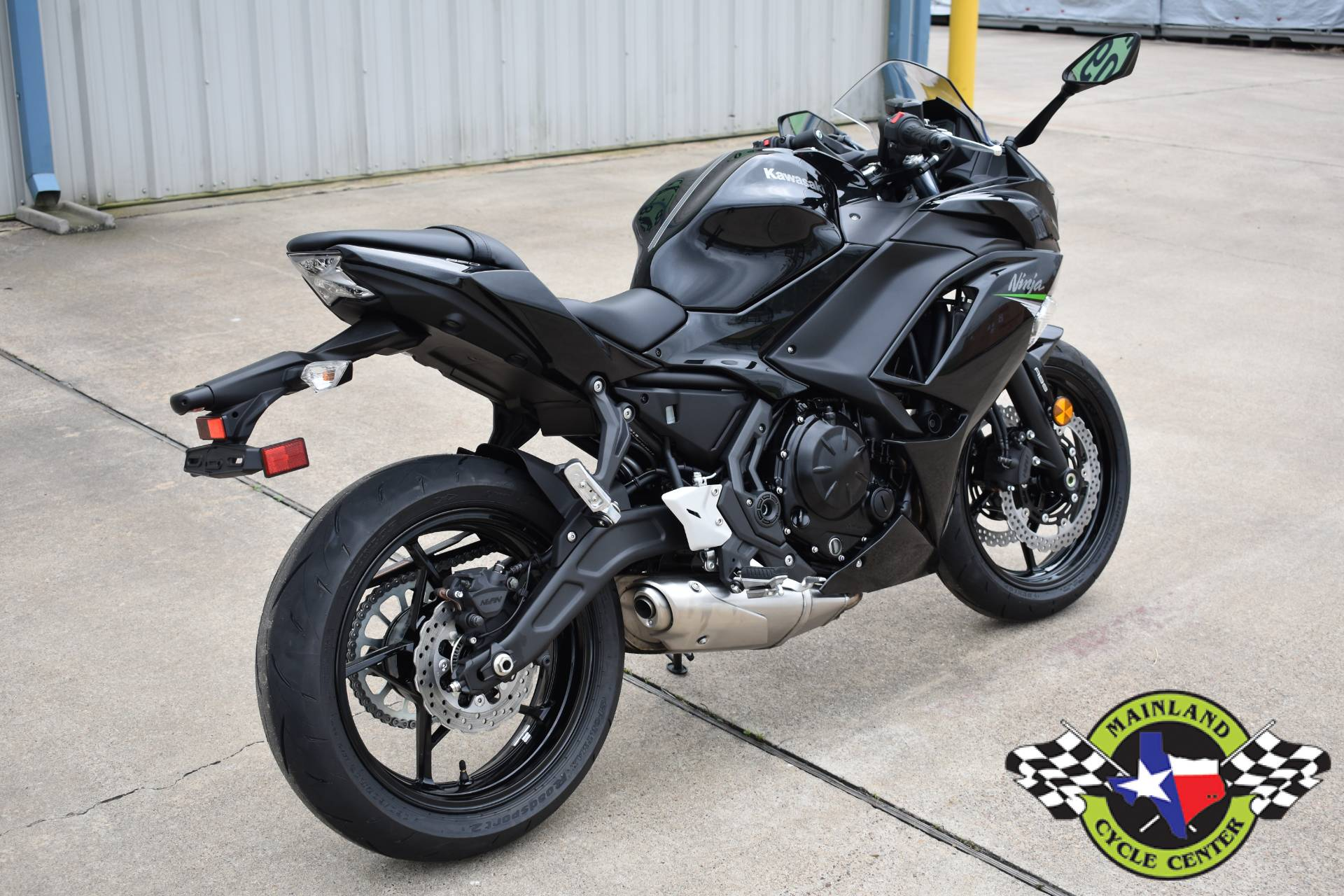 2020 Kawasaki Ninja 650 ABS in La Marque, Texas - Photo 3
