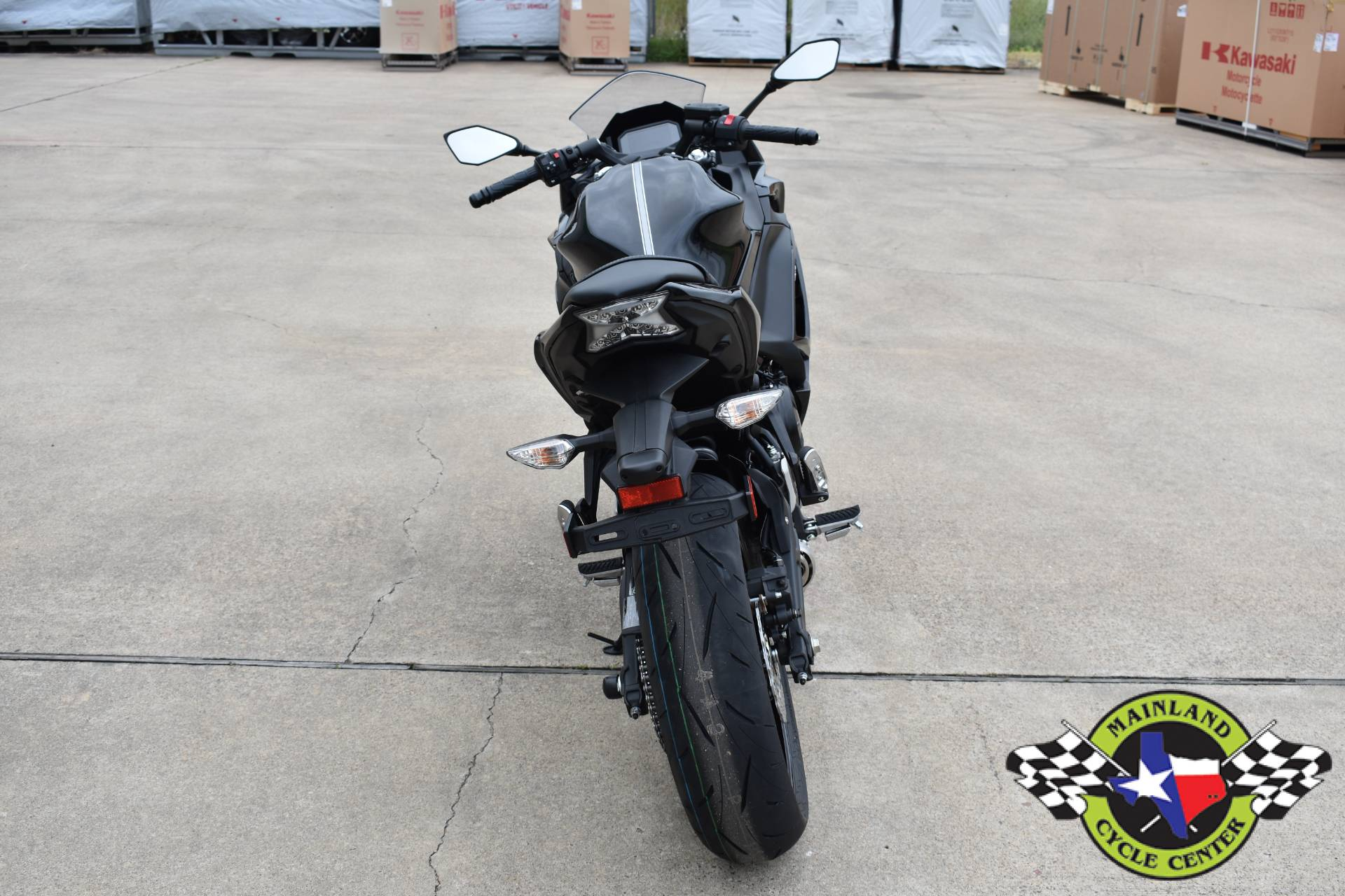 2020 Kawasaki Ninja 650 ABS in La Marque, Texas - Photo 7