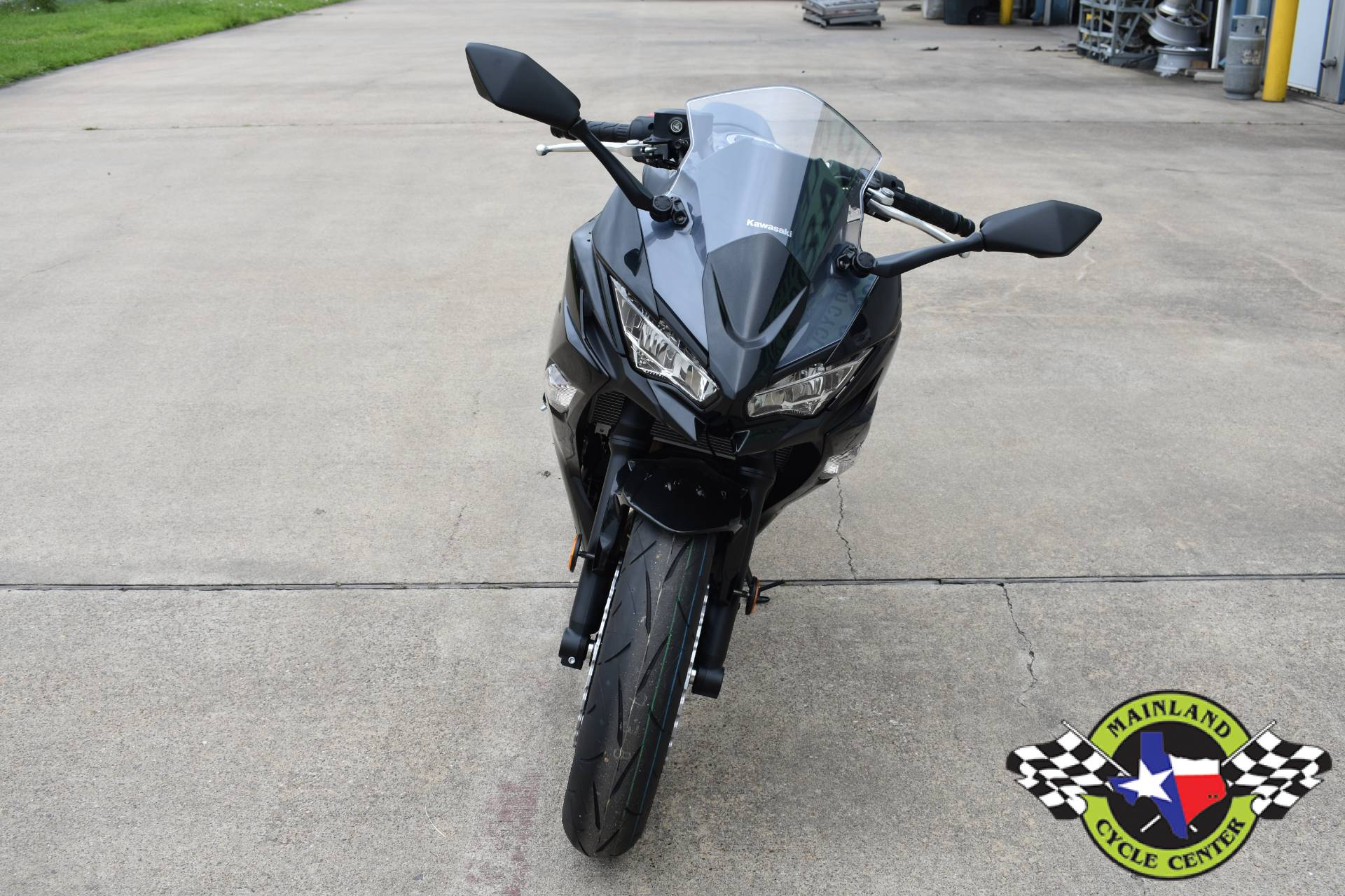 2020 Kawasaki Ninja 650 ABS in La Marque, Texas - Photo 8