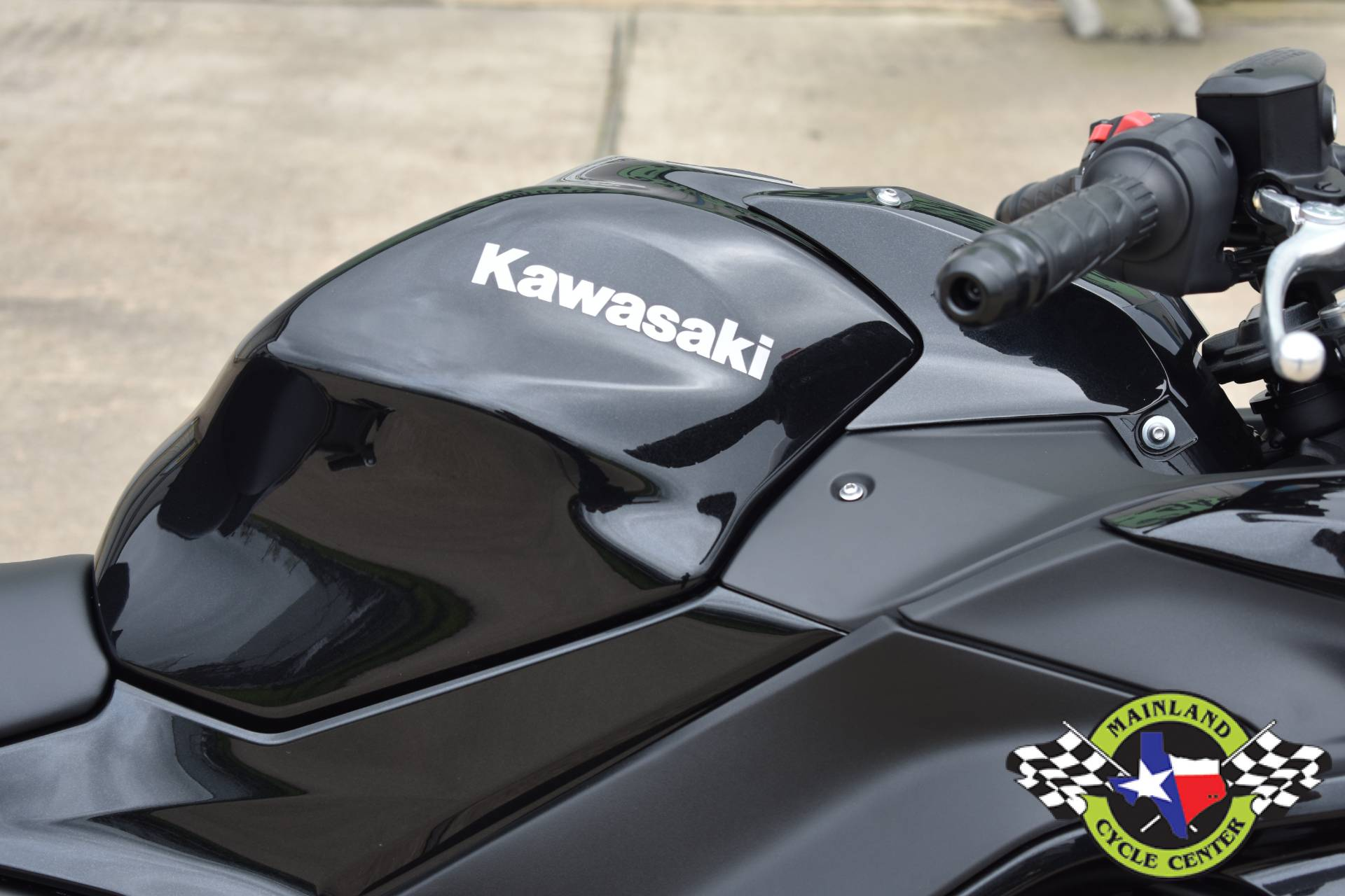 2020 Kawasaki Ninja 650 ABS in La Marque, Texas - Photo 10