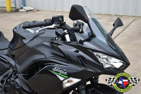 2020 Kawasaki Ninja 650 ABS in La Marque, Texas - Photo 11