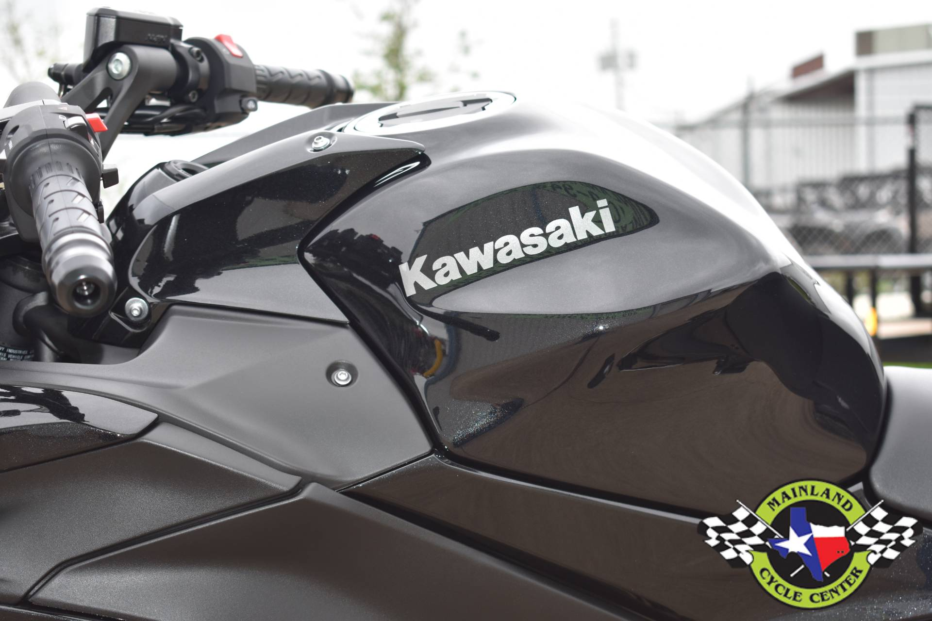 2020 Kawasaki Ninja 650 ABS in La Marque, Texas - Photo 16