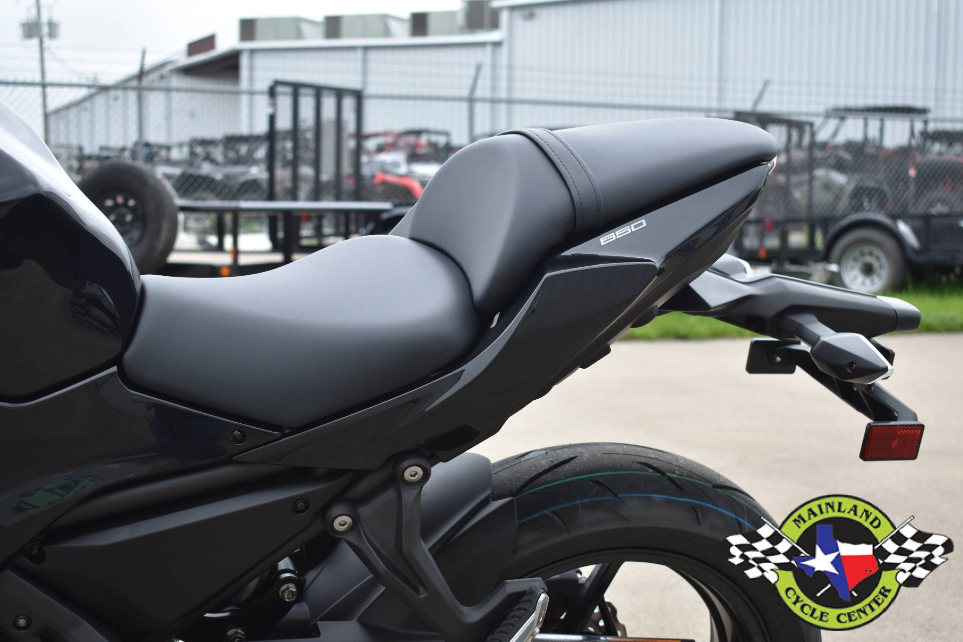 2020 Kawasaki Ninja 650 ABS in La Marque, Texas - Photo 20