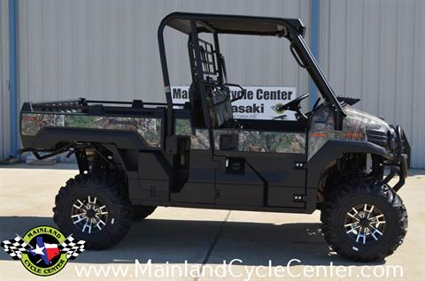 2016 Kawasaki Mule Pro-FX EPS Camo in La Marque, Texas - Photo 2