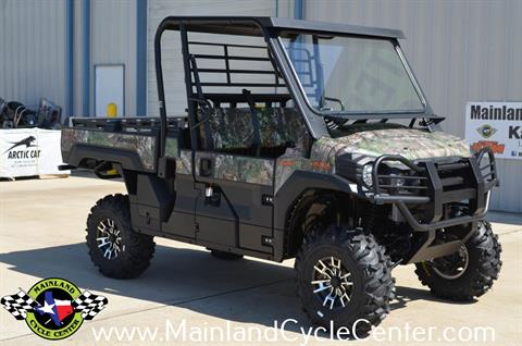 2016 Kawasaki Mule Pro-FX EPS Camo in La Marque, Texas - Photo 3